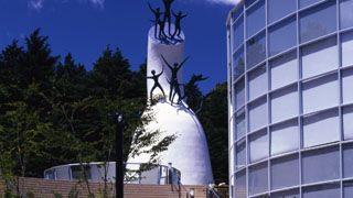 岡本太郎美術館・母の塔