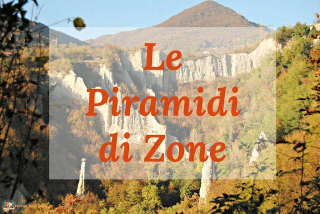 Piramidi di Zone: una gita nella natura a due passi dal Lago d'Iseo