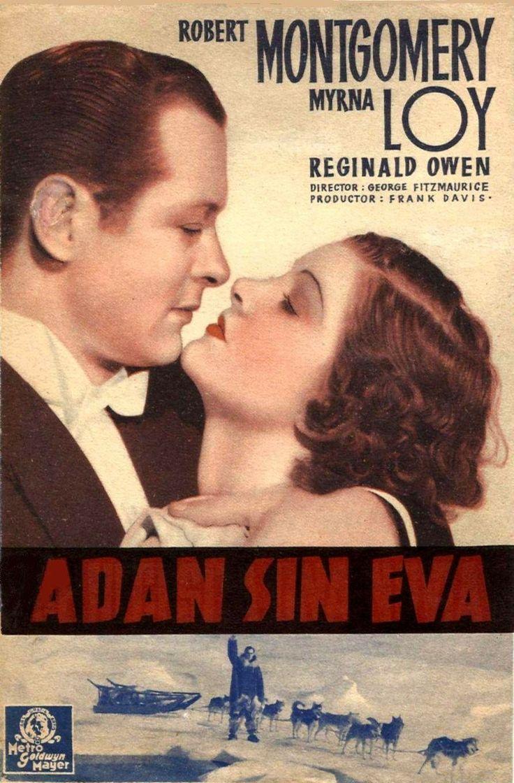 "Adán sin Eva (1936) ""Petticoat Fever"" de George Fitzmaurice - tt0028097"