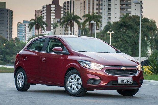 Chevrolet Onix Fenomeno Em Vendas Veja Os 20 Mais Carros Vw