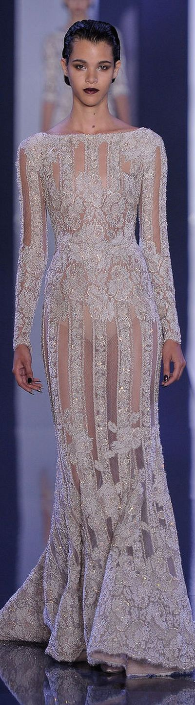 Ralph & Russo Fall 2014-2015 Couture Collection-obsessed doesn't even cover it