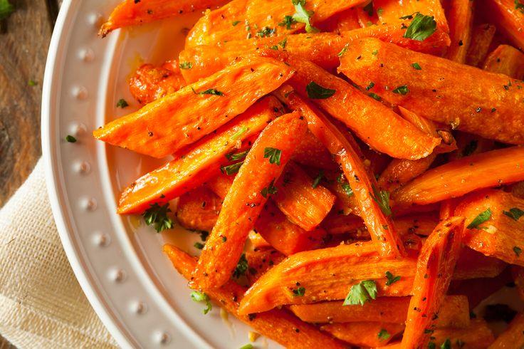 Carote arrosto la ricetta del mese