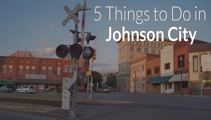 Five family-friendly things to do in Johnson City TN. #tricitiestn #theshieldsteam