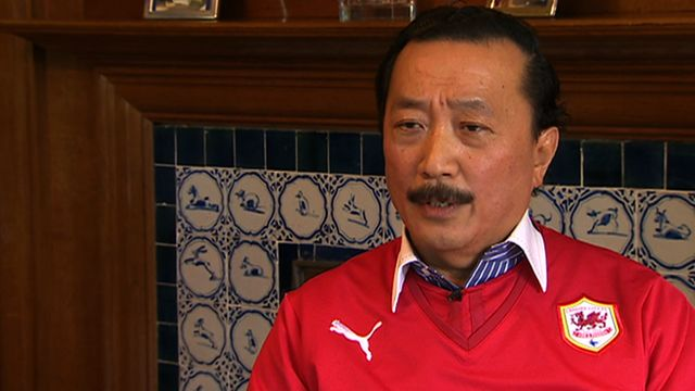 Vincent Tan: Cardiff City owner will consider return to blue kit from red - Article From BBC Website - http://footballfeeder.co.uk/news/vincent-tan-cardiff-city-owner-will-consider-return-to-blue-kit-from-red-article-from-bbc-website/