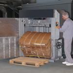 Bramidan Galvanized Baler Withstands Heavy Wear and Tear