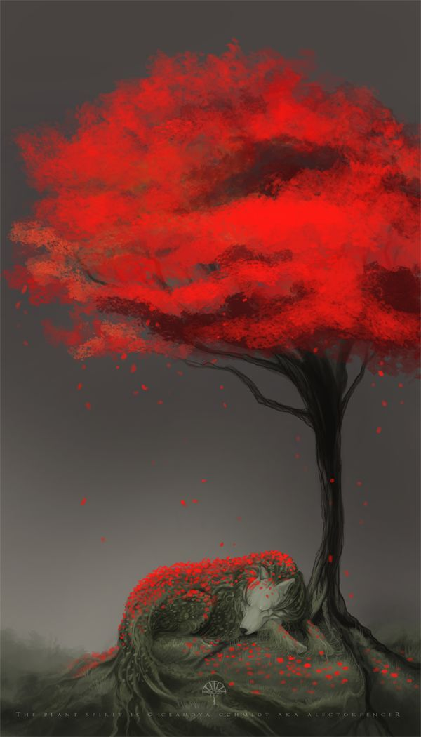 'Autumn is Near'.....Artwork by *AlectorFencer