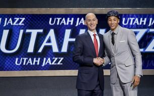NBA draft: Jazz select Australian guard Dante Exum with fifth pick