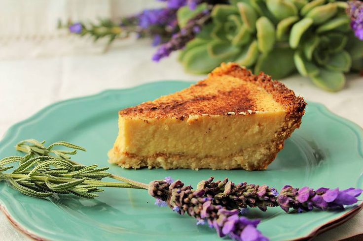 Milk tart is such a favourite and delicious dish that we, in South Africa, devote an entire day every year, 27 February, to celebrate this delectably d
