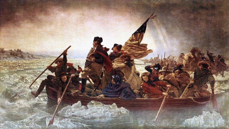 The Battle of Trenton (1776)