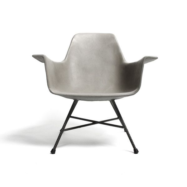 Stuhl Hauteville 1   Einzigartiges Beton Möbel Aus Frankreich. Von Lyon  Beton.