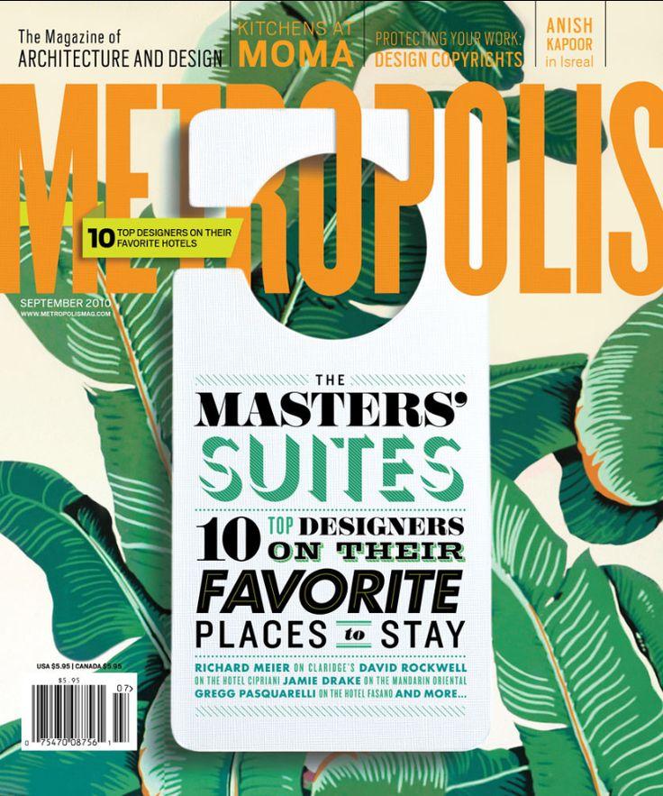 #cover Metropolis #magazine