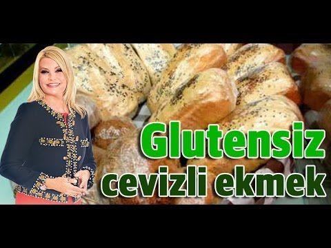 Glutensiz cevizli ekmek tarifi - Derya Baykal ile Deryalı Günler