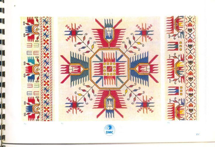 Gallery.ru / Фото #1 - Болгарская вышивка Bulgarian embroideries DMC library - welmur