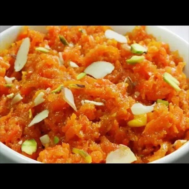 gajar ka halwa carrot halwa recipe very tasty almass kitchen in 2020 carrot halwa recipe on hebbar s kitchen halwa id=30824