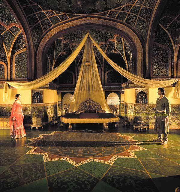 Still from the Bollywood film, 'Jodhaa Akbar'