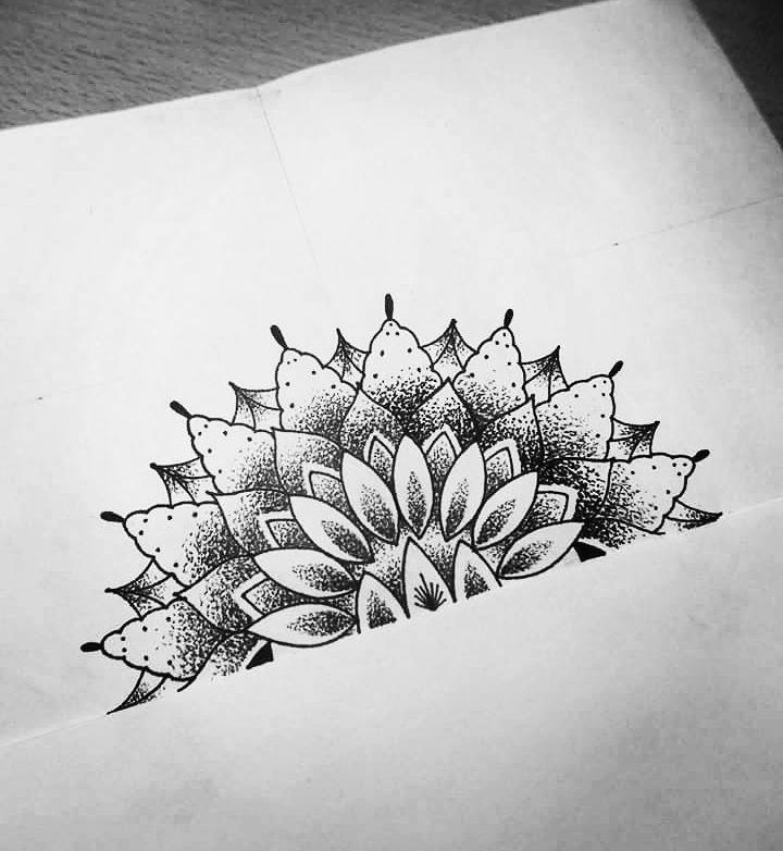 1000+ ideas about Geometric Mandala Tattoo on Pinterest ... - photo#19