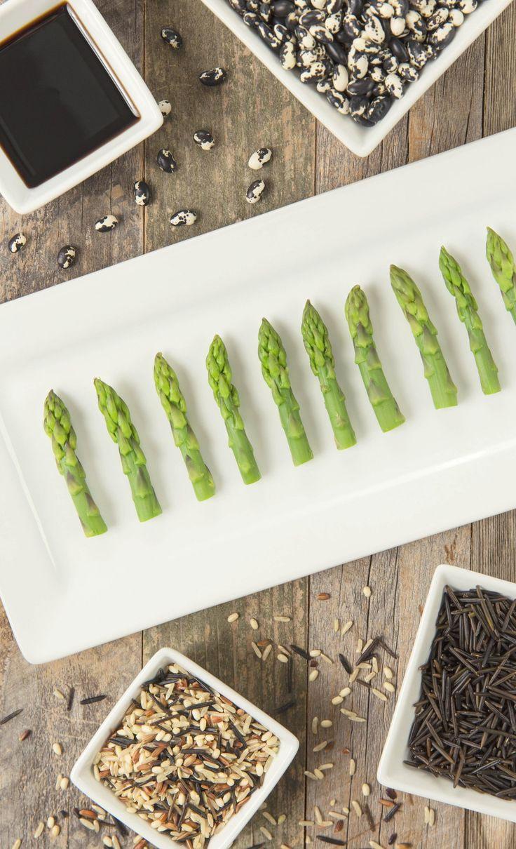 Did you know that you can boil asparagus for a more elegant and vibrant look? Boil for 2-3 minutes, then submerge in ice water for 15 seconds. Top with oil, and garlic salt for a healthy side dish. Inspired by the movie Burnt in select theaters October 23 and everywhere October 30!