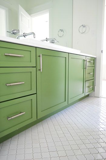 green bathroom cabinets 97 best design inspiration images on tiles 13016
