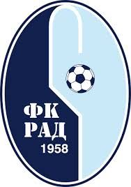 FK  RAD  BEOGRAD    - BEOGRAD  serbia