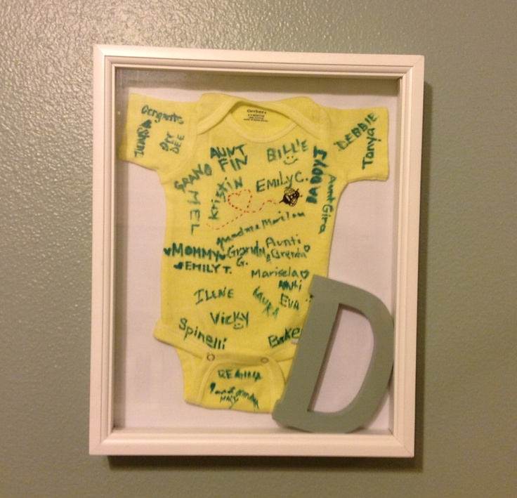 Letter From Baby To Baby Shower Guests: Pin By Jeri Lynn Fowler On Shannan's Baby Shower For
