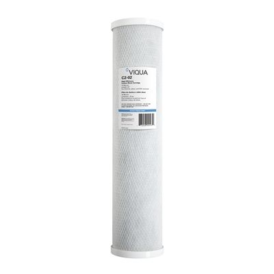 VIQUA C2-02PB Carbon and Lead Pre-Filter Removal for 20-in DWS