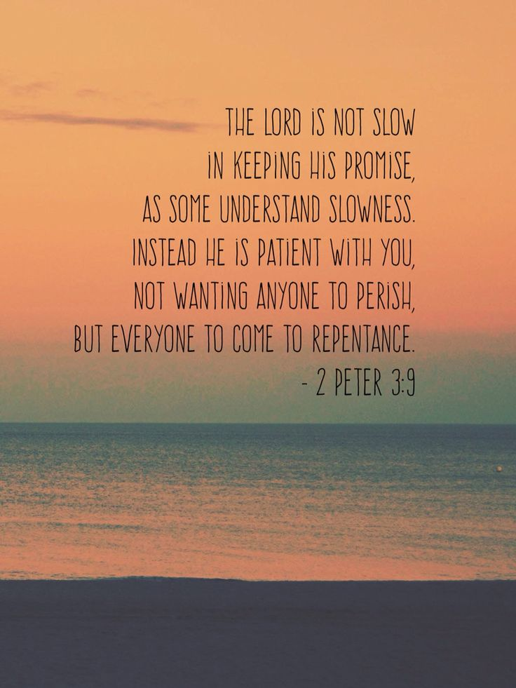 2 Peter 3:9,He is intentionally taking time , FOR YOU