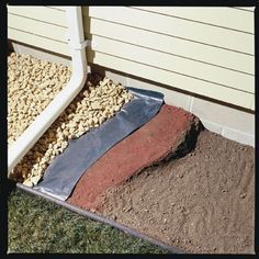 how to build up soil around house foundation - Google Search
