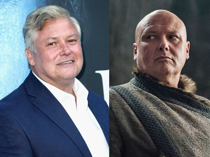 """'Game of Thrones' actor Conleth Hill reveals Varys' motivations and how fans get 'freaked out' by his full head of hair - Warning: Minor spoilers ahead for """"Game of Thrones"""" season seven.  On July 12, HBO held an epic premiere for """"Game of Thrones"""" season seven, and INSIDER was on hand to capture all the magic. We caught up with Conleth Hill (Varys) on the red carpet to learn more about what to expect from his character on season seven.  """"For all intents and purposes, [Varys] achieved what…"""