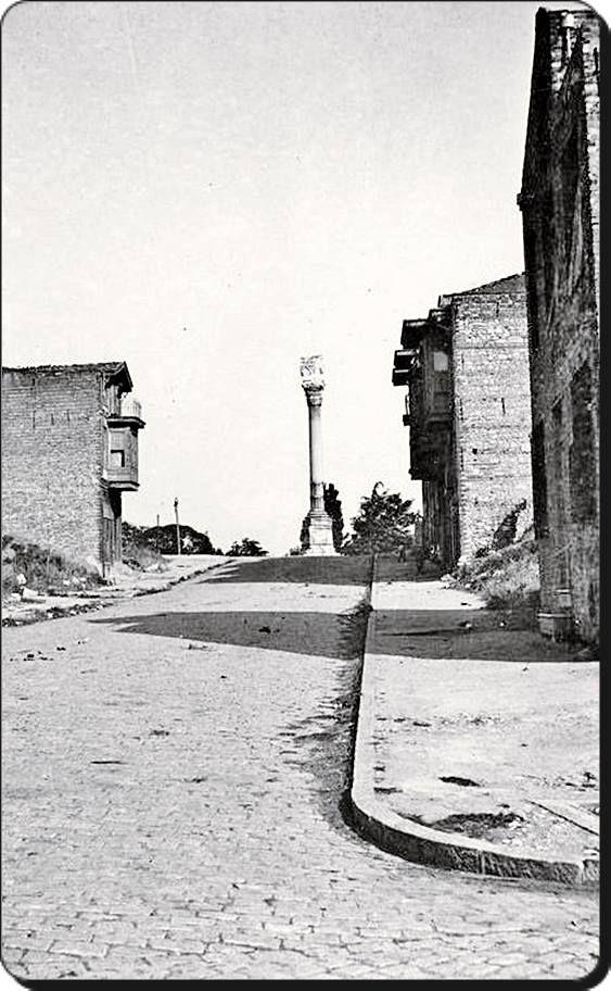 Fatih, Kıztaşı - 1920'ler
