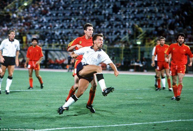 1/8: England - Belgium 1:0 (et)