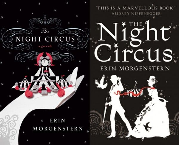 The Night Circus is a great read. Read it for the month of December. What'd you think?