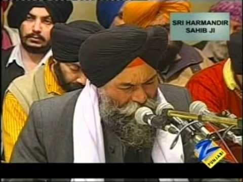 Bhai Randhir Singh, Dekh Phool Phool Pholai Raag Basant - YouTube