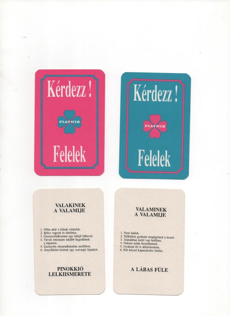 Szabály:        Tartozékok:        Tábla:               Kártyák:                                                                           ...