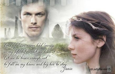 One of my favorite quotes from Dragonfly in Amber ~ Outlander book series