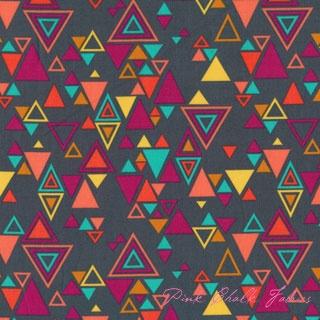 Rashida Coleman-Hale Washi Triangulo Charcoal