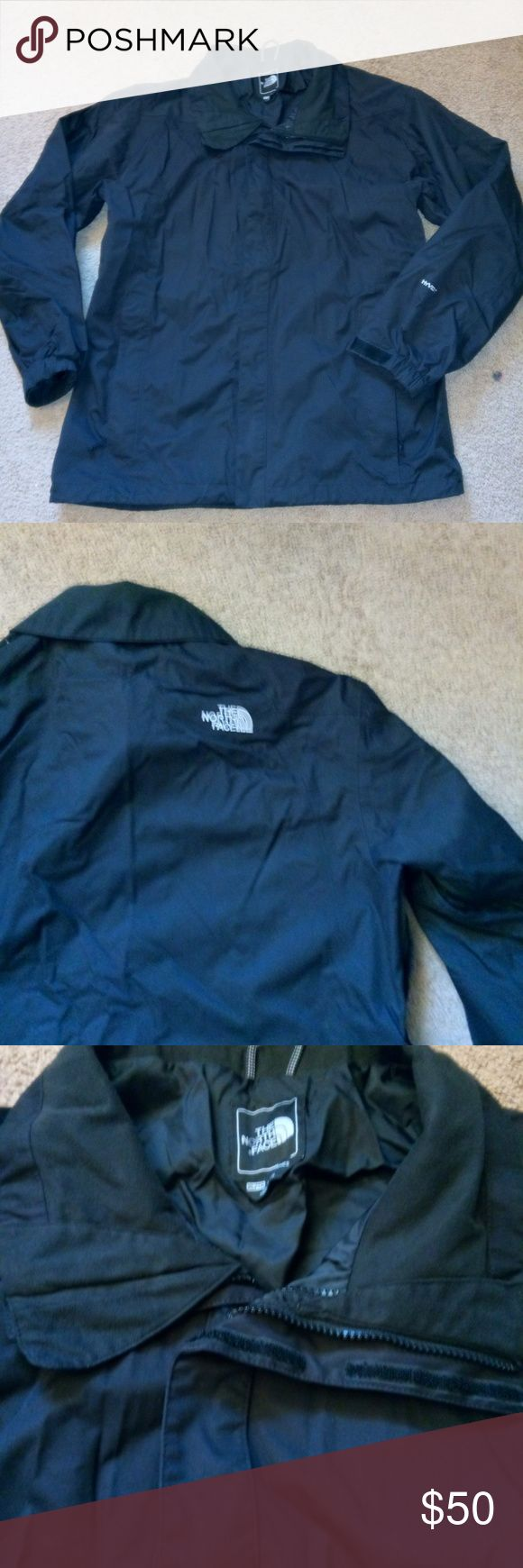 The North face hyvent mens jacket In very good condition, black color The North Face Jackets & Coats Ski & Snowboard