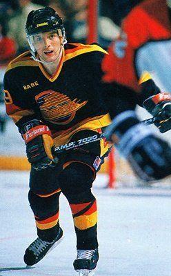 Tony Tanti (Canucks de Vancouver)