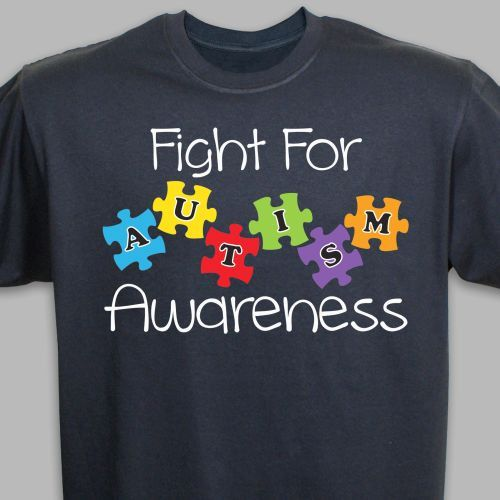 Hey, I found this really awesome Etsy listing at https://www.etsy.com/listing/184628011/fight-for-autism-awareness-t-shirt