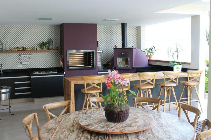 !!! tom armarios x madeira bancada !!! - 13 varandas gourmet assinadas por profissionais de CasaPRO - Casa