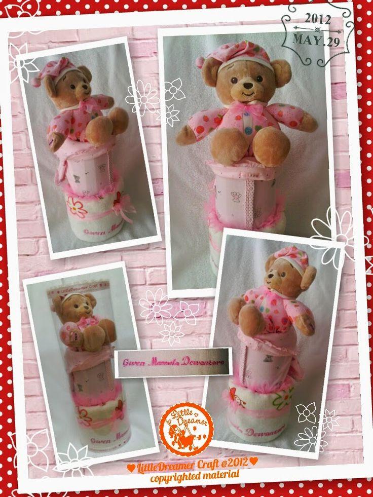 {2012○may} ♡LDC Newborn baby' hamper/ gift