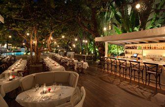 South Beach, Florida - The Royal, Raleigh Hotel