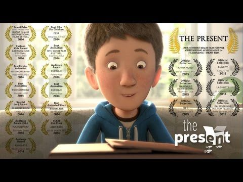The Present - OFFICIAL - YouTube
