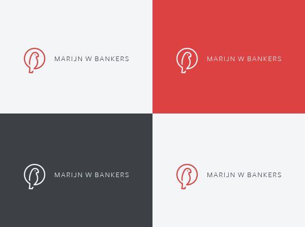Персональный код - Marijn Вт Банкиры по Marijn W банкиров, через Behance