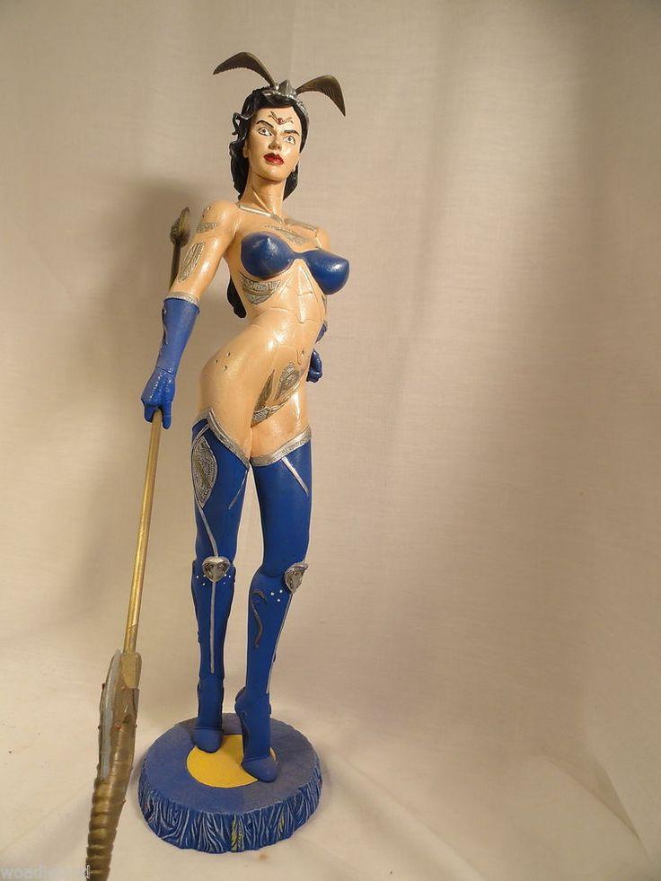 Tall goddess troia