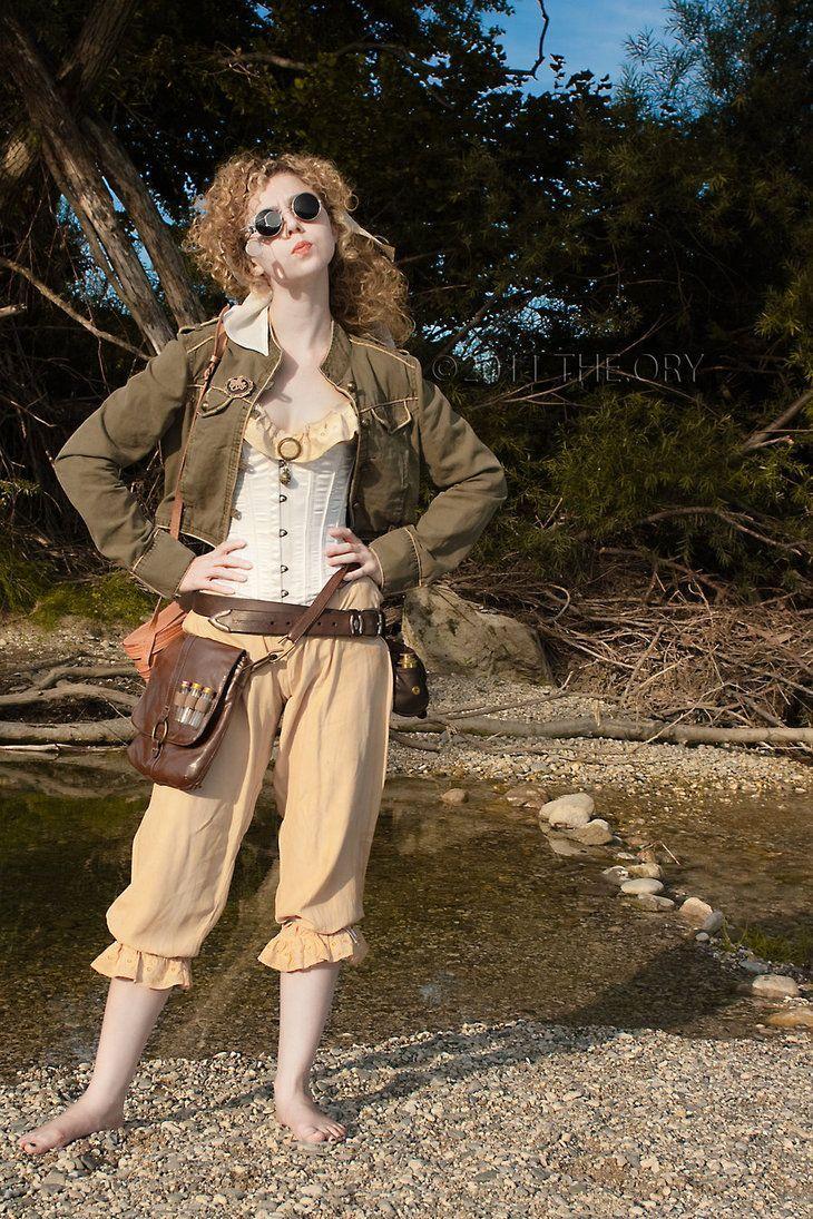 cool Одежда в стиле стимпанк для женщин (50 фото) — Как выбрать и с чем сочетать?