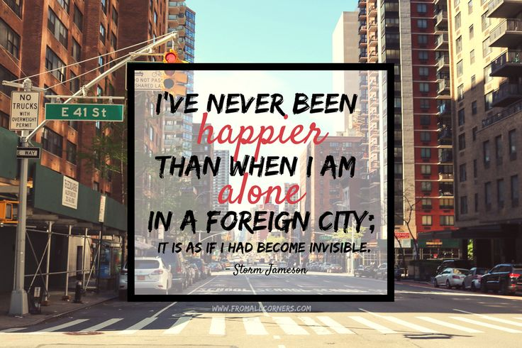 Travel quotes that'll inspire you to see the world. Read more at www.fromallcorners.com