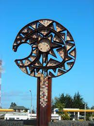 Resultado de imagen para simbolo mapuche