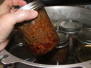 Canned taco meat: Going to try this one, too!