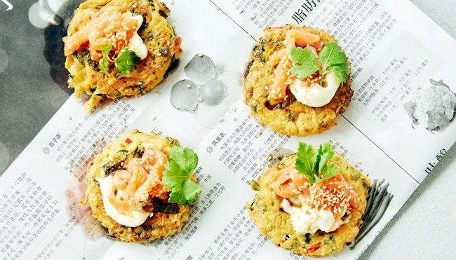 Okonomiyaki eli japanilainen kasvispannari - K-ruoka