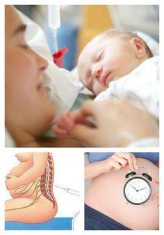 ¿Inducción al parto? ESTO es lo que debes saber